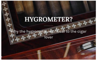 What is a Hygrometer?  Why are they important?
