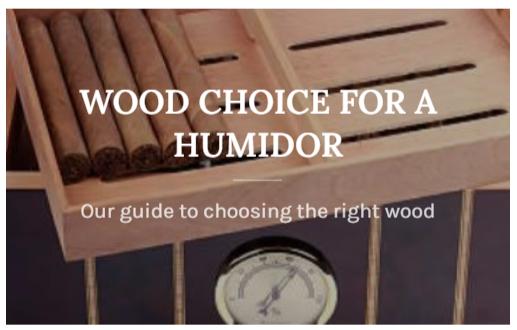 wood-choice-for-humidor