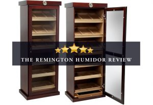 The Remington Cabinet Humidor Review Updated