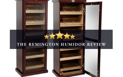 The Remington Cabinet Humidor Review