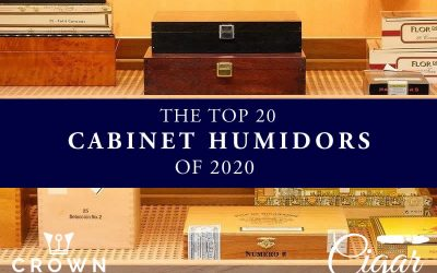 Humidor Cabinet – The Top 20 of 2020
