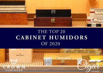 The Best Humidor Cabinet to Buy - Top 20 of 2020