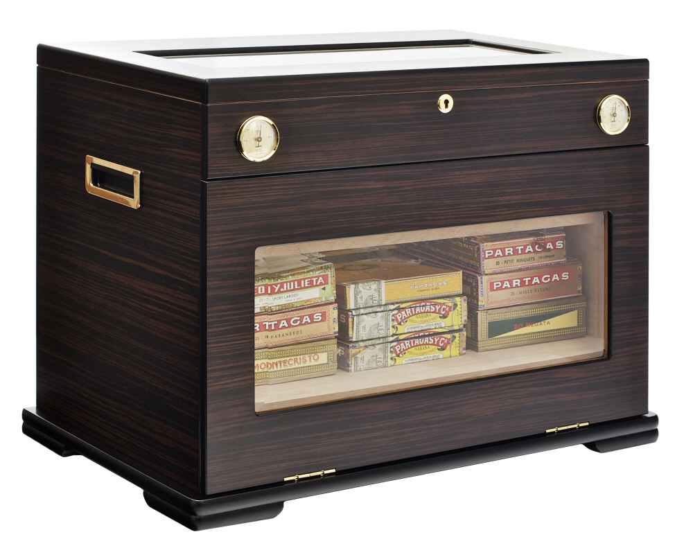 Cigar Cabinet Adorini Aficionado Deluxe - 400 Cigar ct