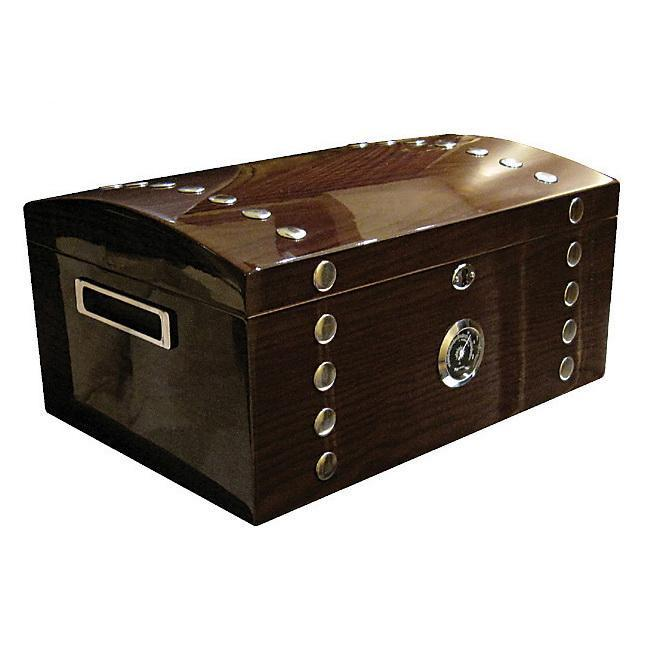 The Montgomery Studded Chest Humidor