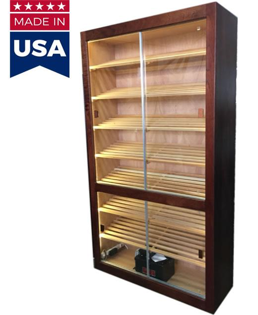Genuine USA Commercial - Retail Electronic Cabinet: