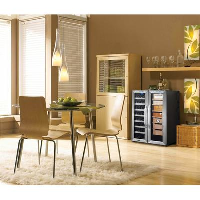 Whynter CWC-351DD Whynter Freestanding 3.6 cu. ft. Wine Cooler and Cigar