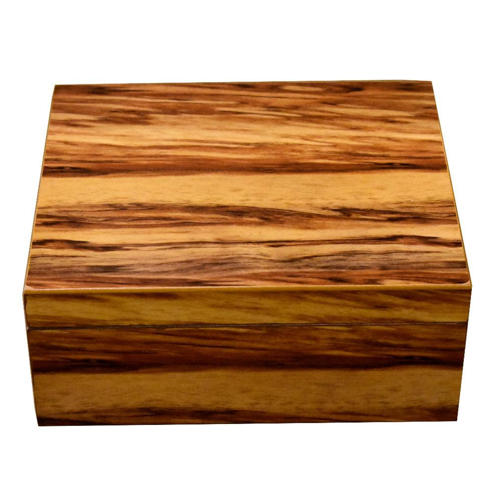 Ashcroft Bass Wood Humidor
