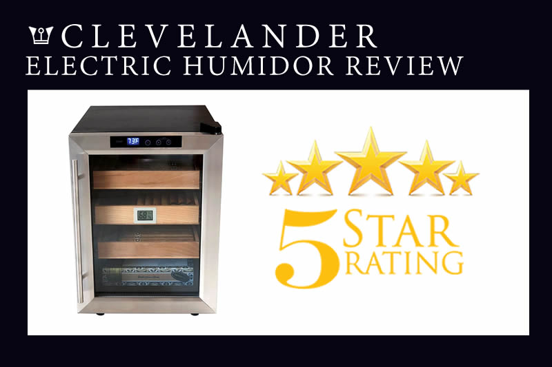 The Clevelander electric humidor review