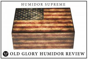 The Old Glory Humidor Review
