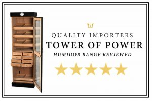 2021 Tower Of Power Humidor range Reviewed