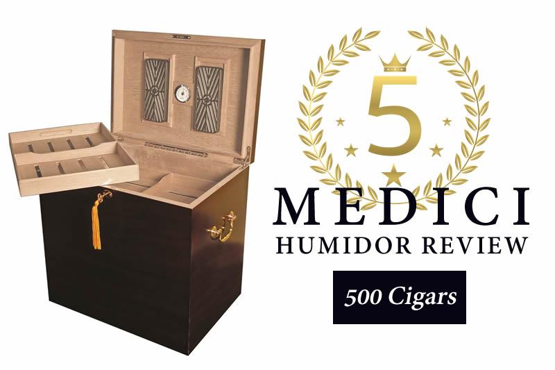 medici humidor review