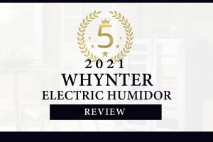 THE 2021 WHYNTER ELECTRIC HUMIDOR REVIEW