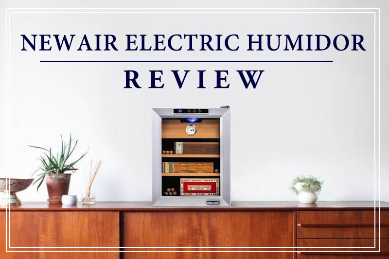 The 2021 Newair Electric Humidor Review