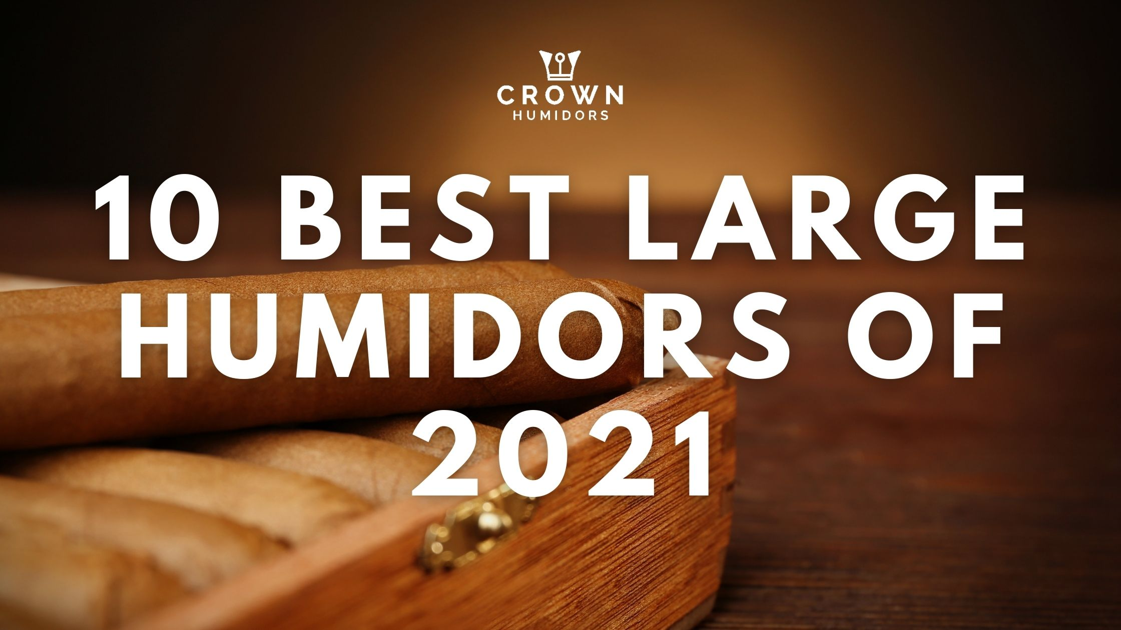 10 BEST LARGE HUMIDORS of 2021