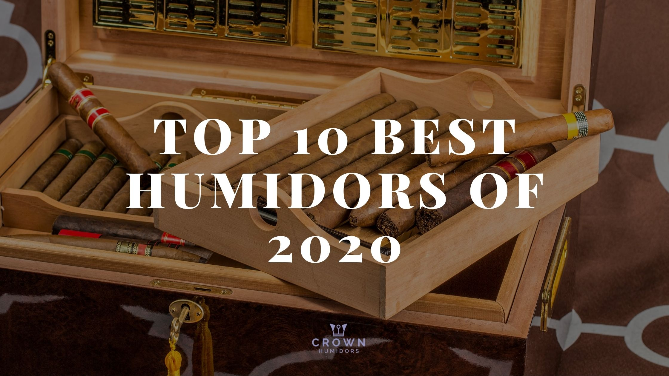Top 10 Best Humidors of 2020