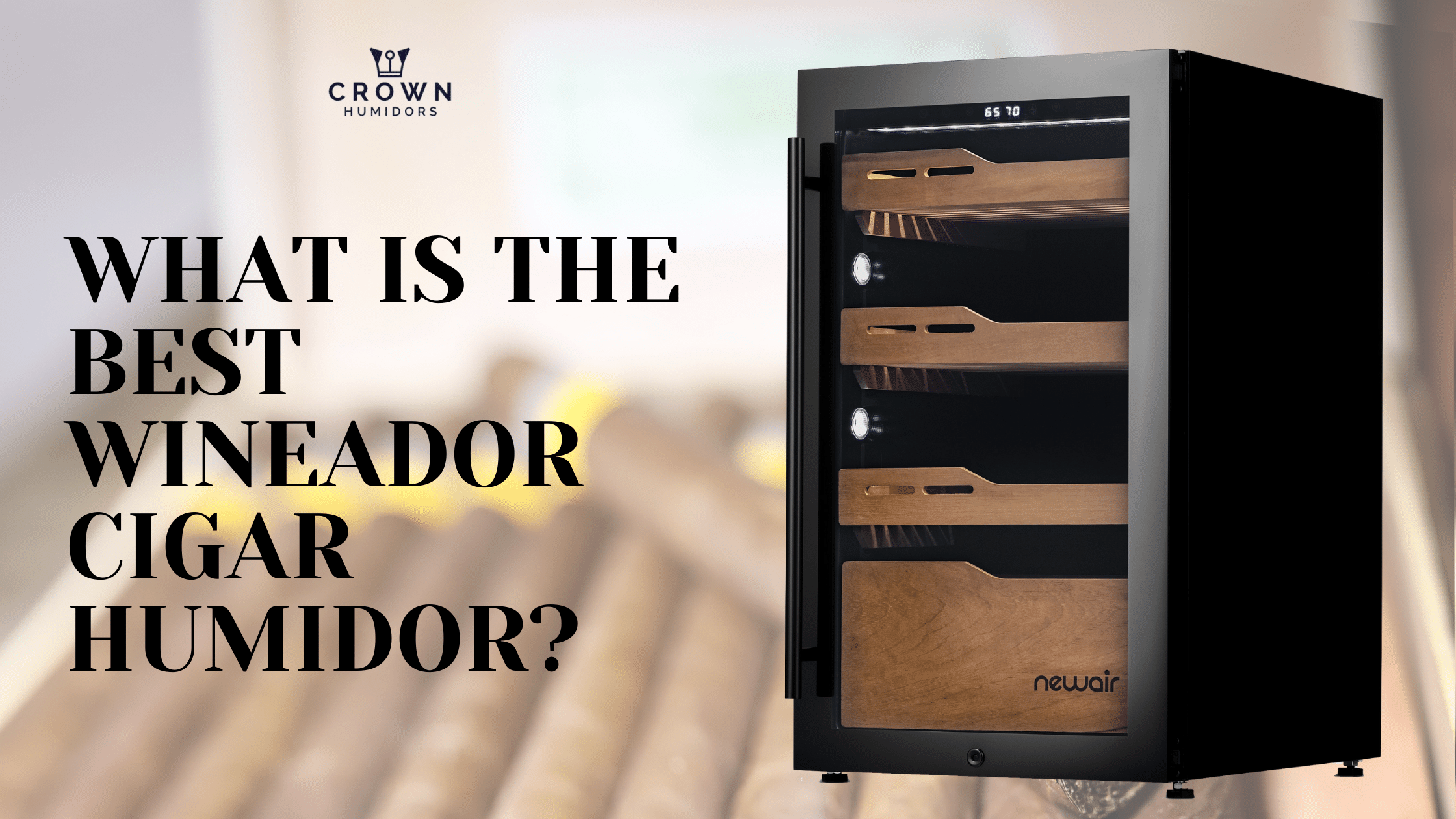 What is the best Wineador Cigar humidor?